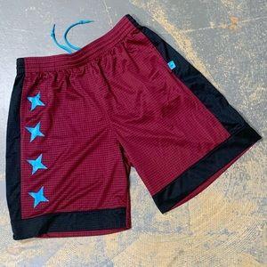 Nike N7 Basketball 719446-632 Shorts Large